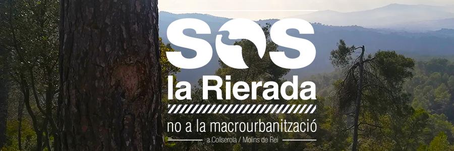 Banner SOS La Rierada