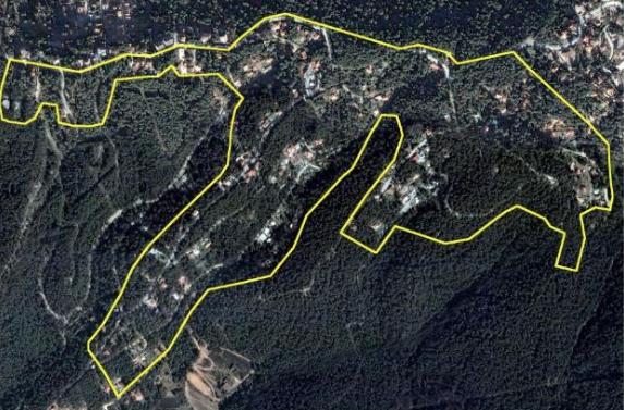 Projecte Vallpineda